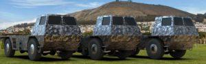 Multidrive Vehicles LTD - FCV Defense Vehicle