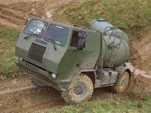 Multidrive Vehicles LTD - Flexible Frame Trailer (FFV)