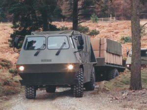 Multidrive Vehicles LTD - Future Combat Vehicle