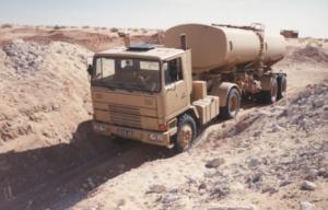 Multidrive Vehicles LTD - MTM55-UK-MoD