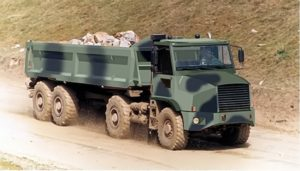 Multidrive Vehicles LTD - Camoflague M8 Vehicle In The United States Of America (USA)