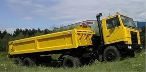 Multidrive Vehicles LTD - MTM55-CMC